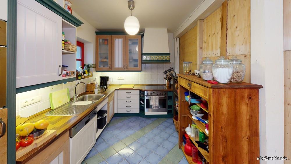 Küche, EG