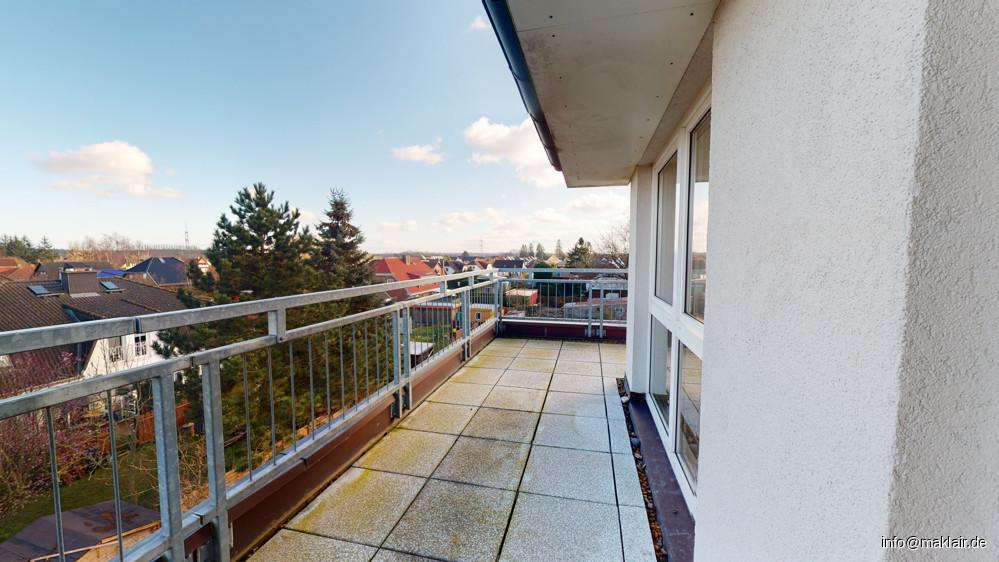 Große Terrasse