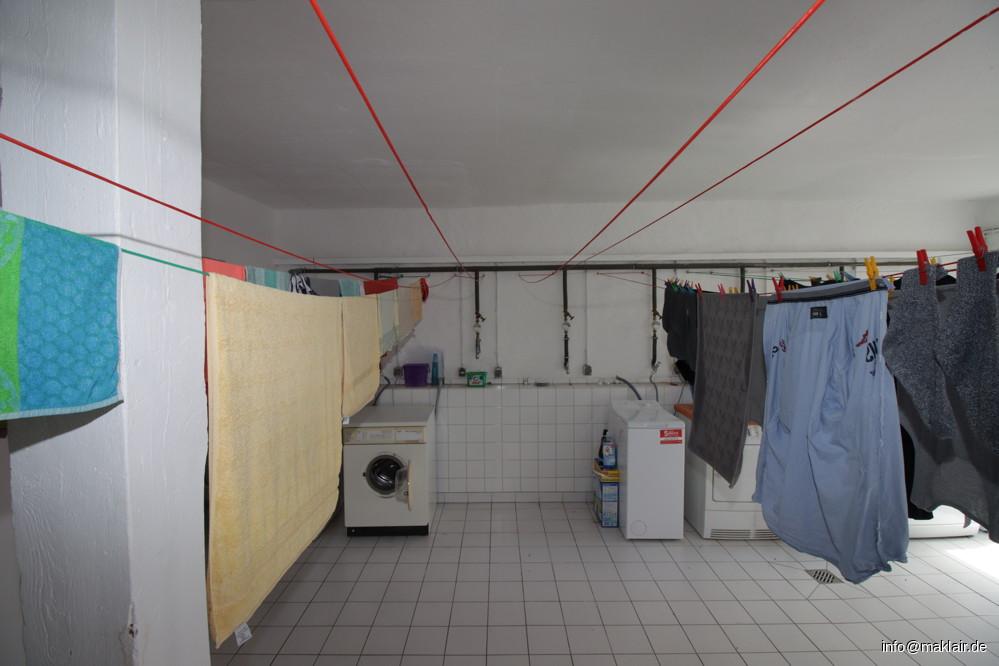 Waschmaschienenraum