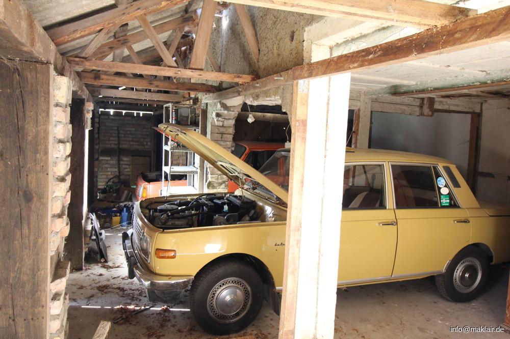 Garagen innen