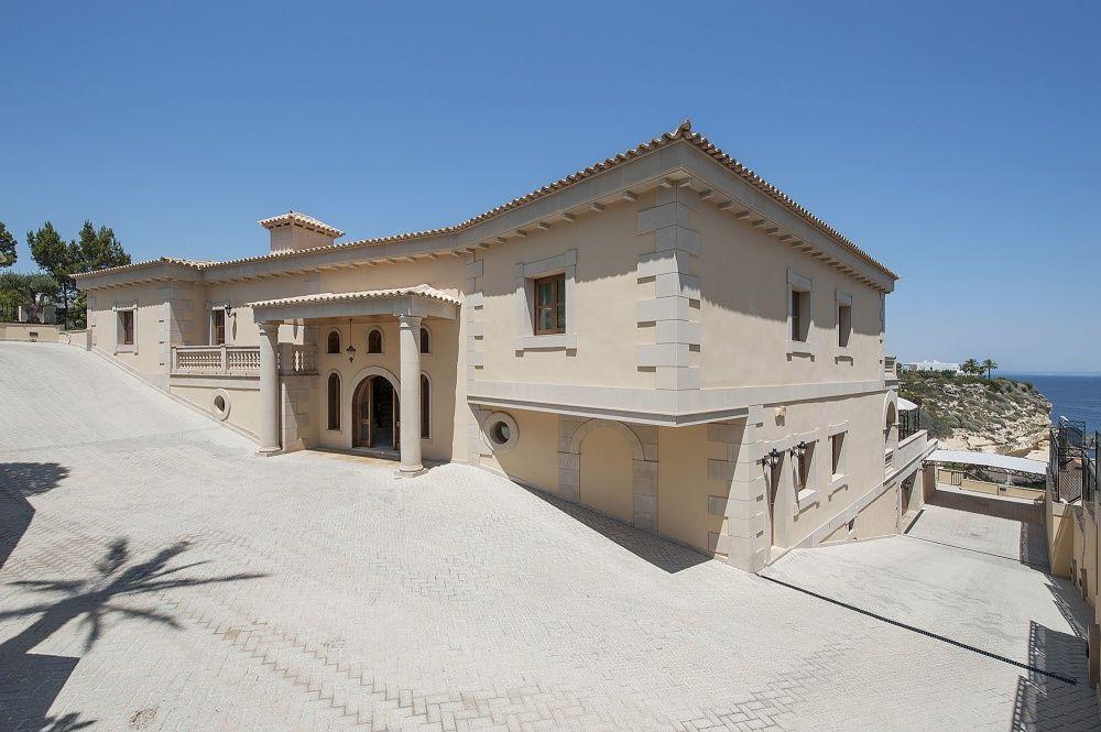 Villa of the villa in Sol de Mallorca