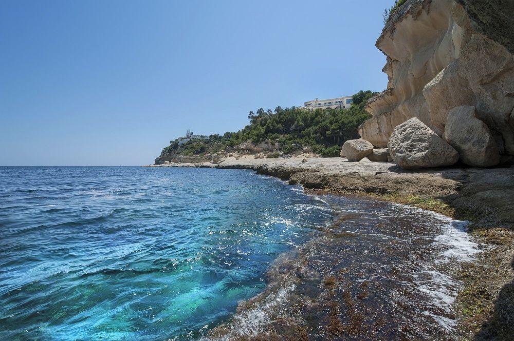 Sea of the villa in Sol de Mallorca