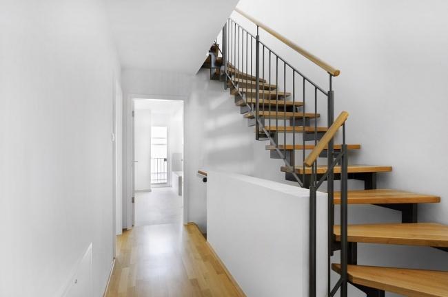 WA 10 West - Treppe
