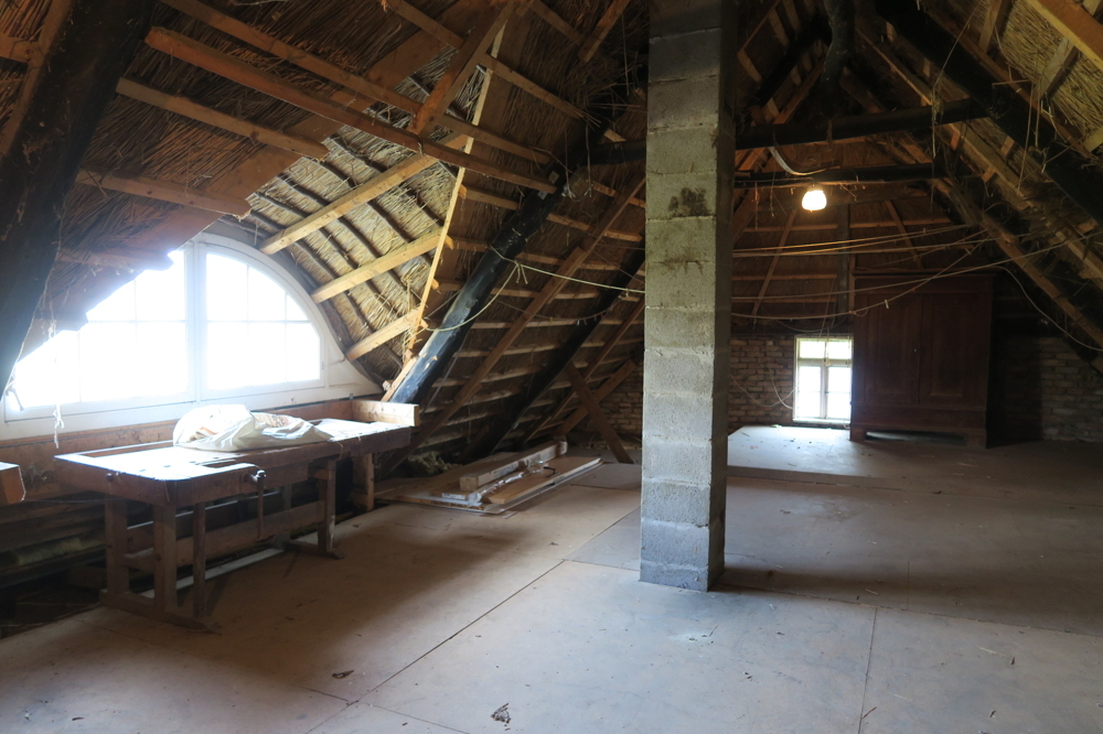 3366-unausgebauter Dachboden