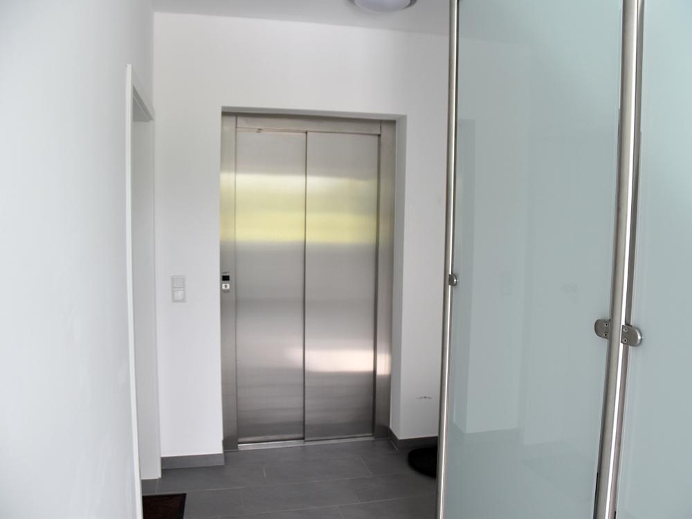 Aufzug im Haus