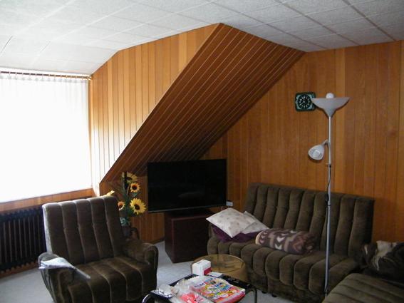 Zimmer-Dachgeschoss