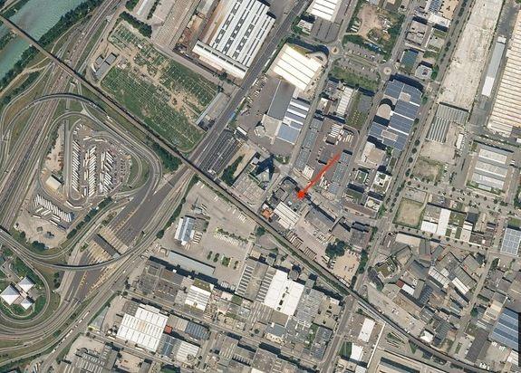 K1600_Planimetria Via G. di Vittorio