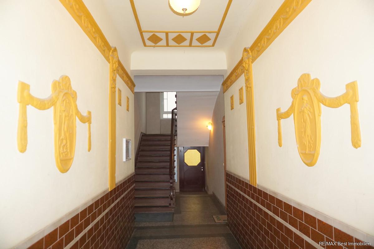 Hauseingang Vorderhaus