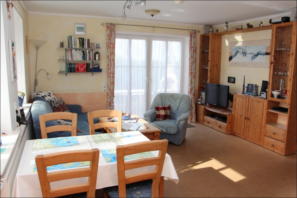 Wohnzimmer Whg. 1 EG