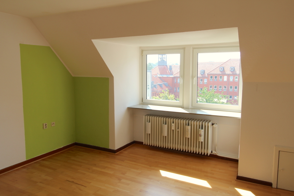 Freie OG Wohnung (Haus 1)