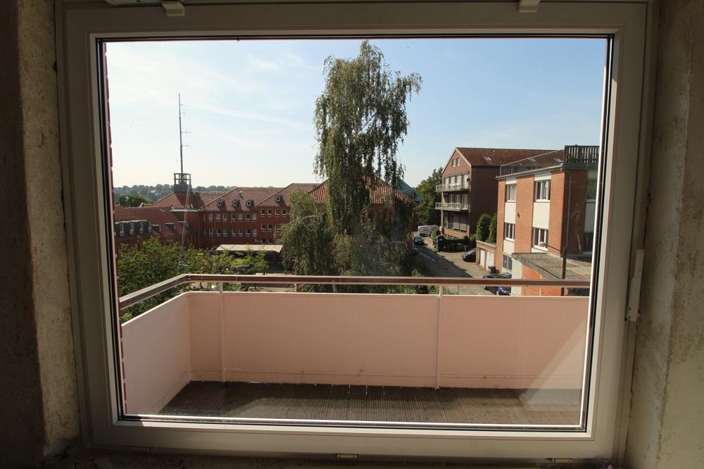 Blick aus OG Wohnung