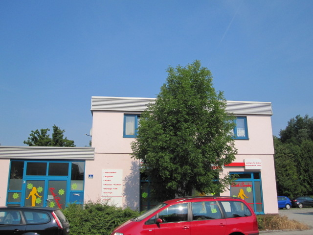 Büro in der 1. Etage in Ingolstadt