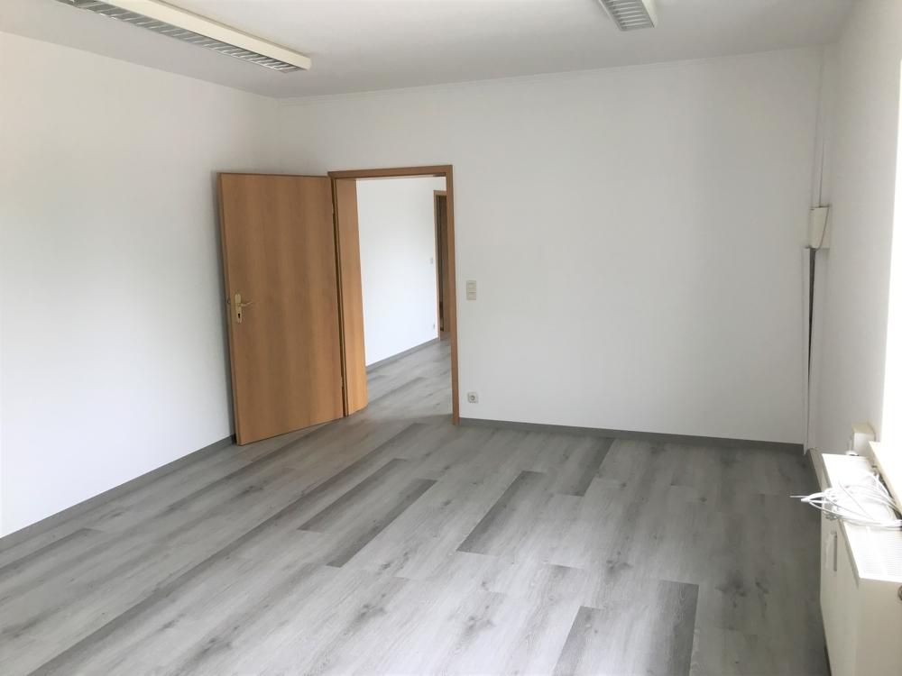 Büro 3, Sicht Büro 2
