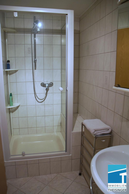 Duschbad der Einliegerwohnung