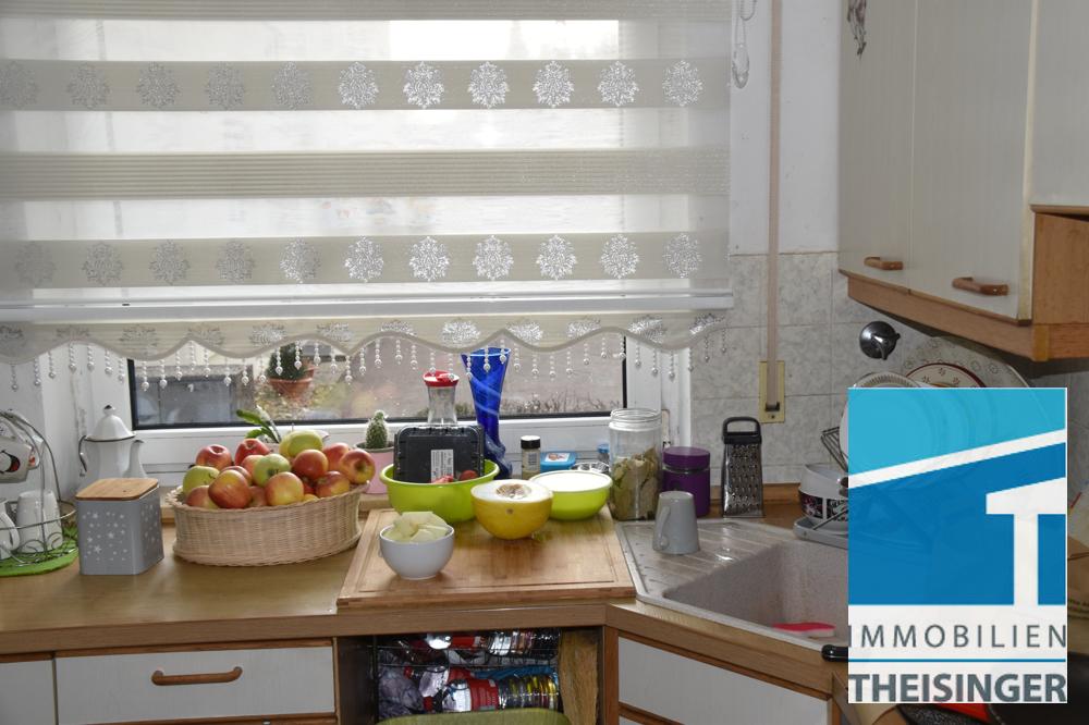 Kochküche mit Fenster