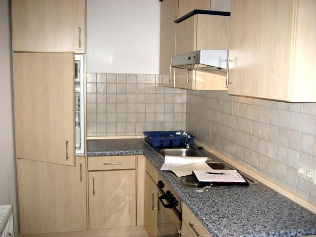 Küche m. Fenster