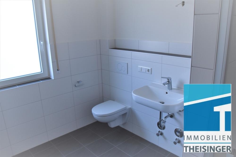 Badezimmer im Erdgeschoß