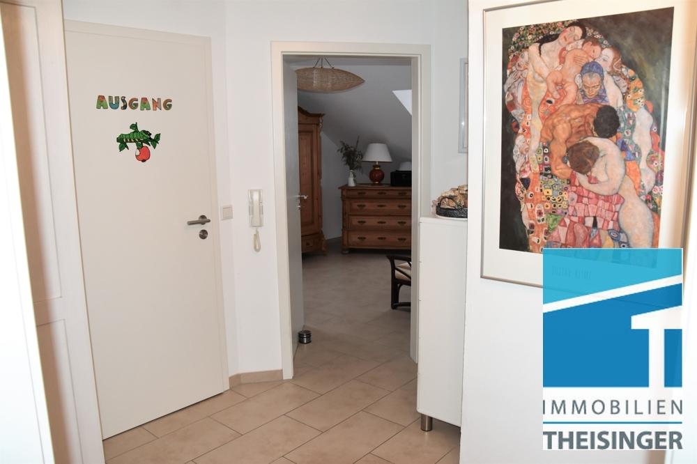 2 Eingangsbereich, Sicht Kind 1