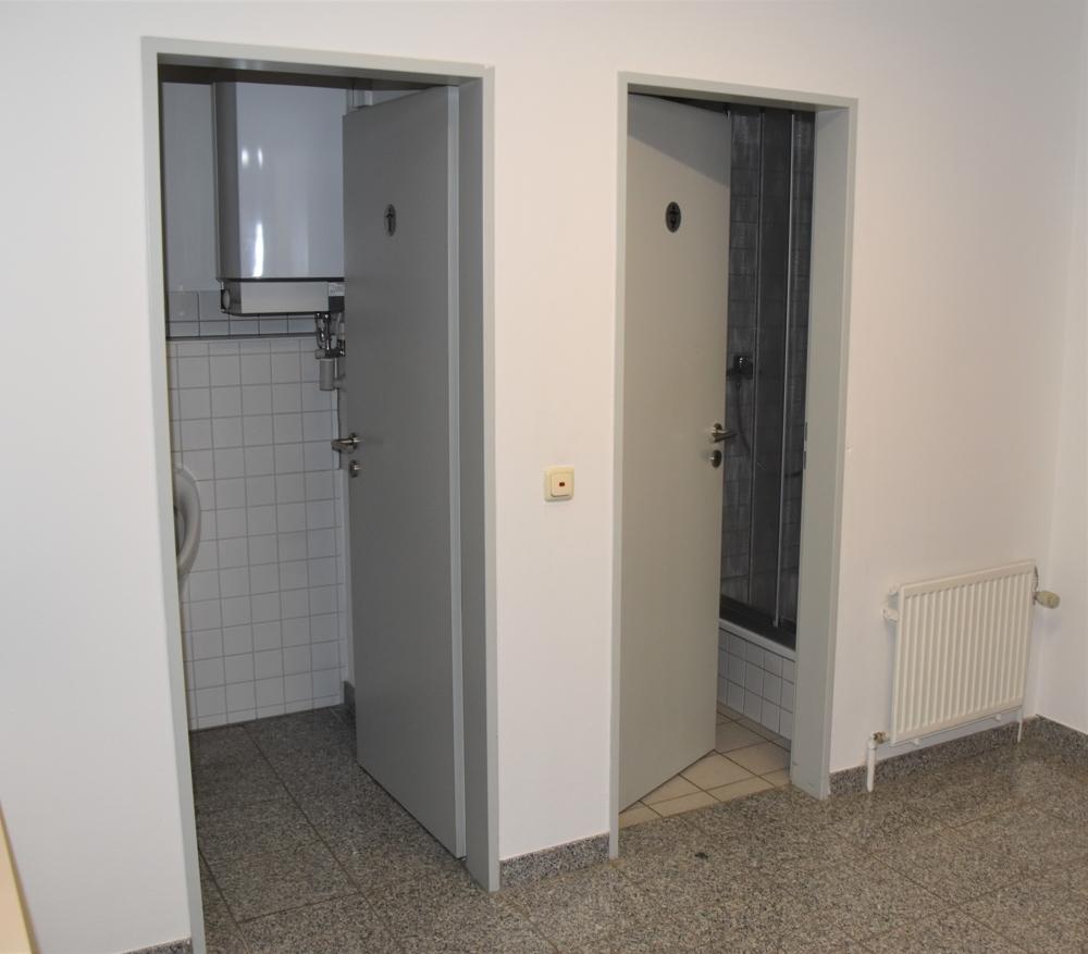 2. WC und separate Dusche