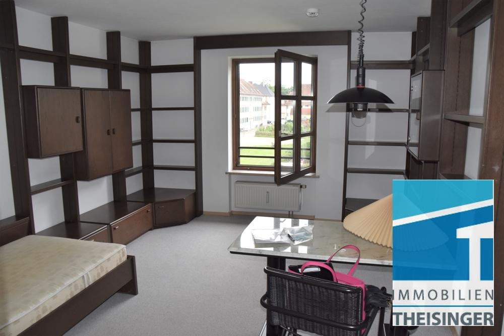 Wohnen-Schlafen ohne Balkon