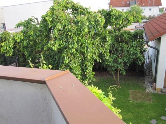 Sicht v.Balkon