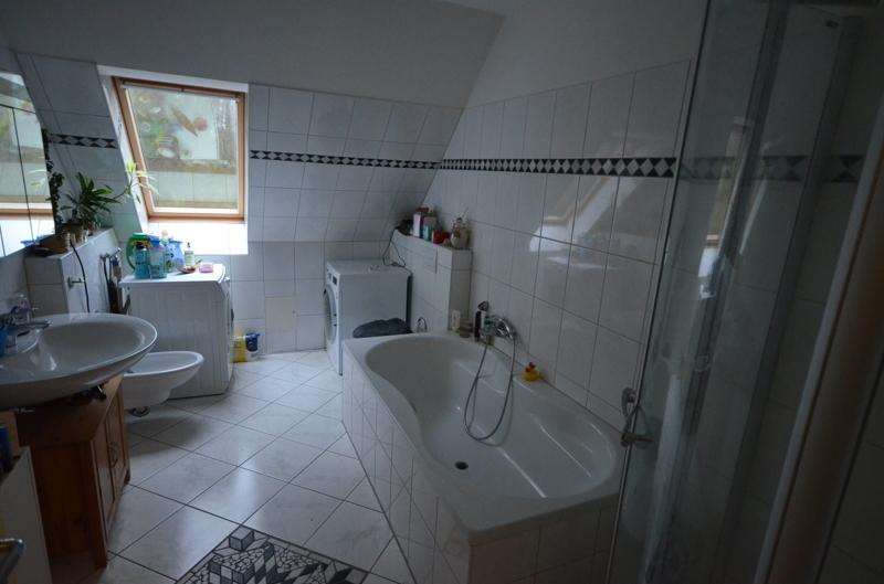 Badezimmer Wohnung 3 DG