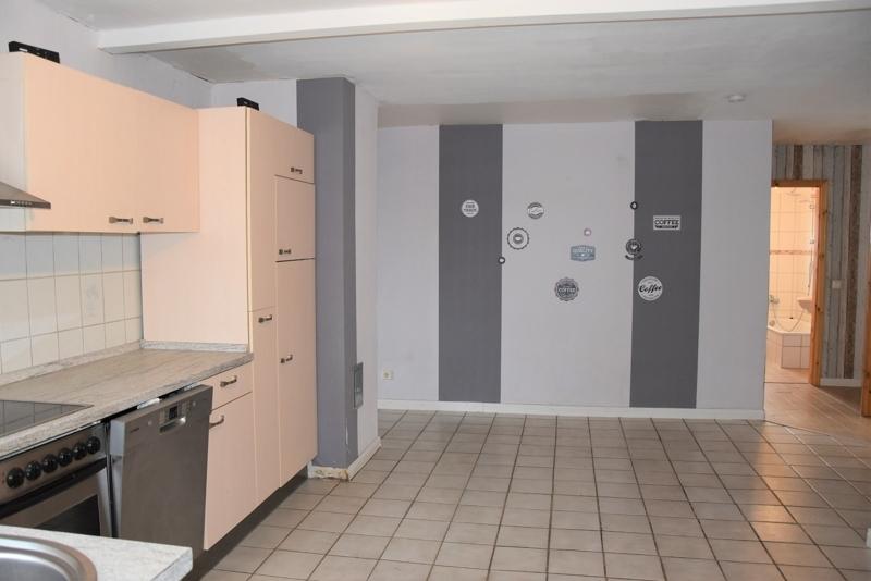 Küchen - und Essbereich
