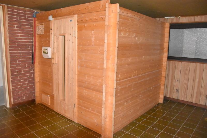 Keller mit Sauna