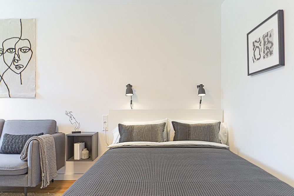 Wohn-Schlafbereich