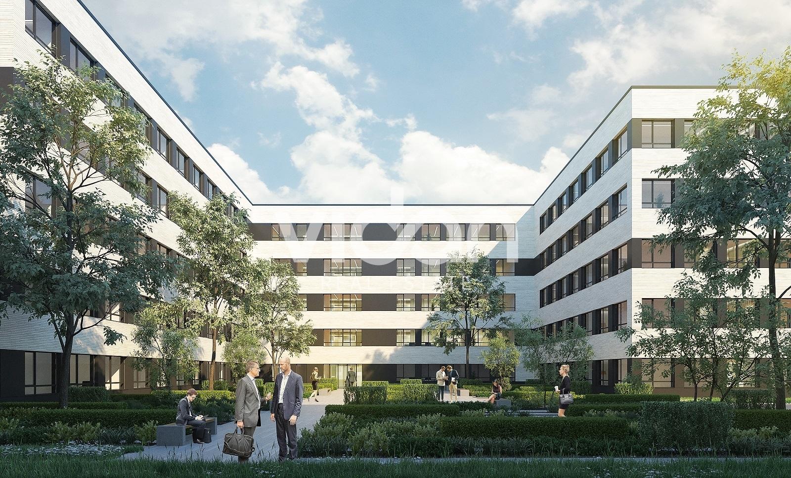 Projektbild - Innenhof