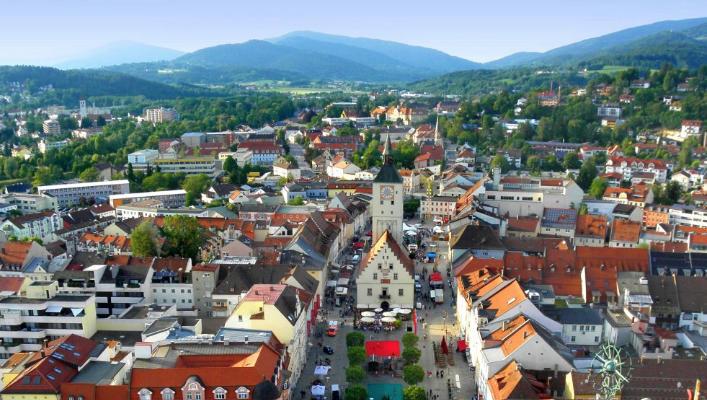 Deggendorf - das Tor zum Bayerischen Wald