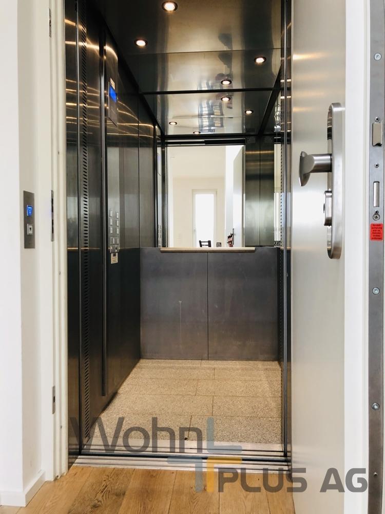 Aufzug WohnPlus AG
