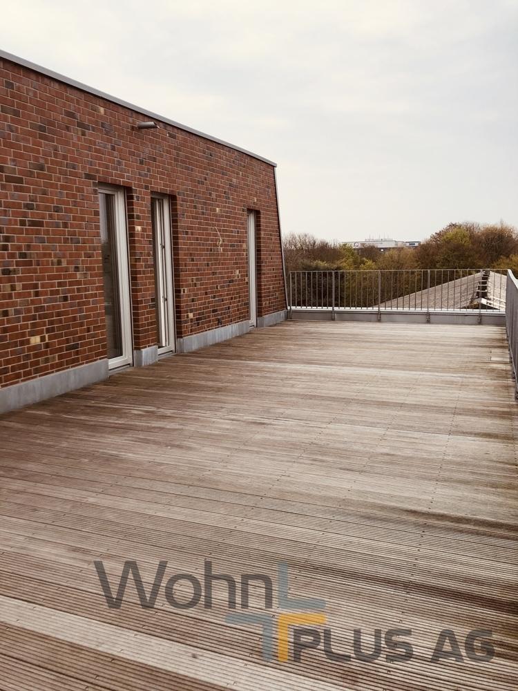 Terrasse WohnPlus AG
