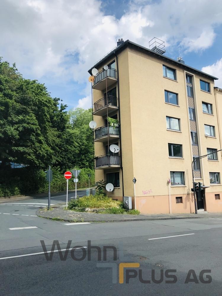 Fassade Balkon WohnPLUS AG
