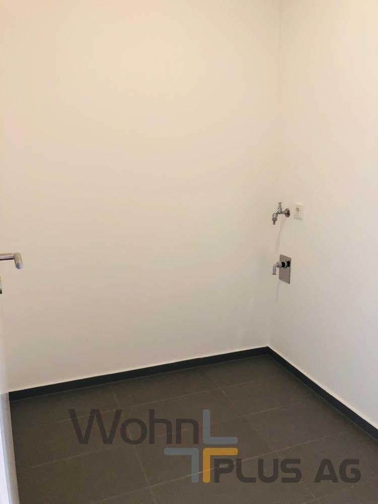 Abstellraum mit Anschluss WM