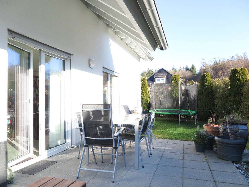 EG Wohnen-Terrasse