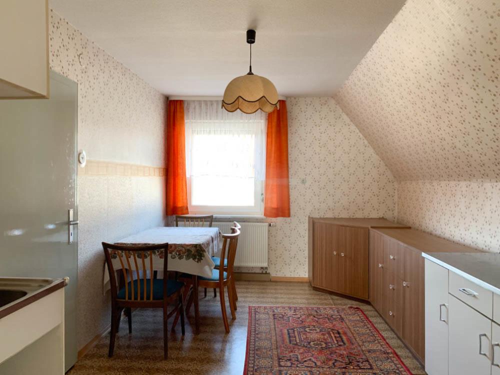 DG Küche/Arbeitszimmer