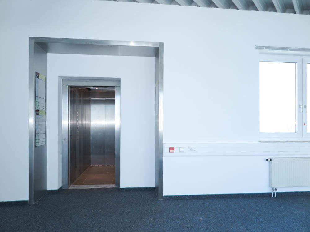Büro 4 mit Aufzug