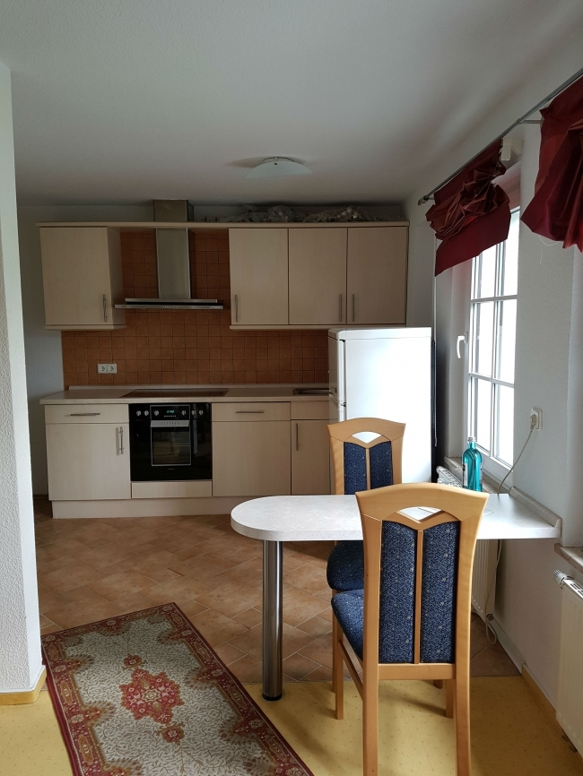 Wohnküche-Haus 1