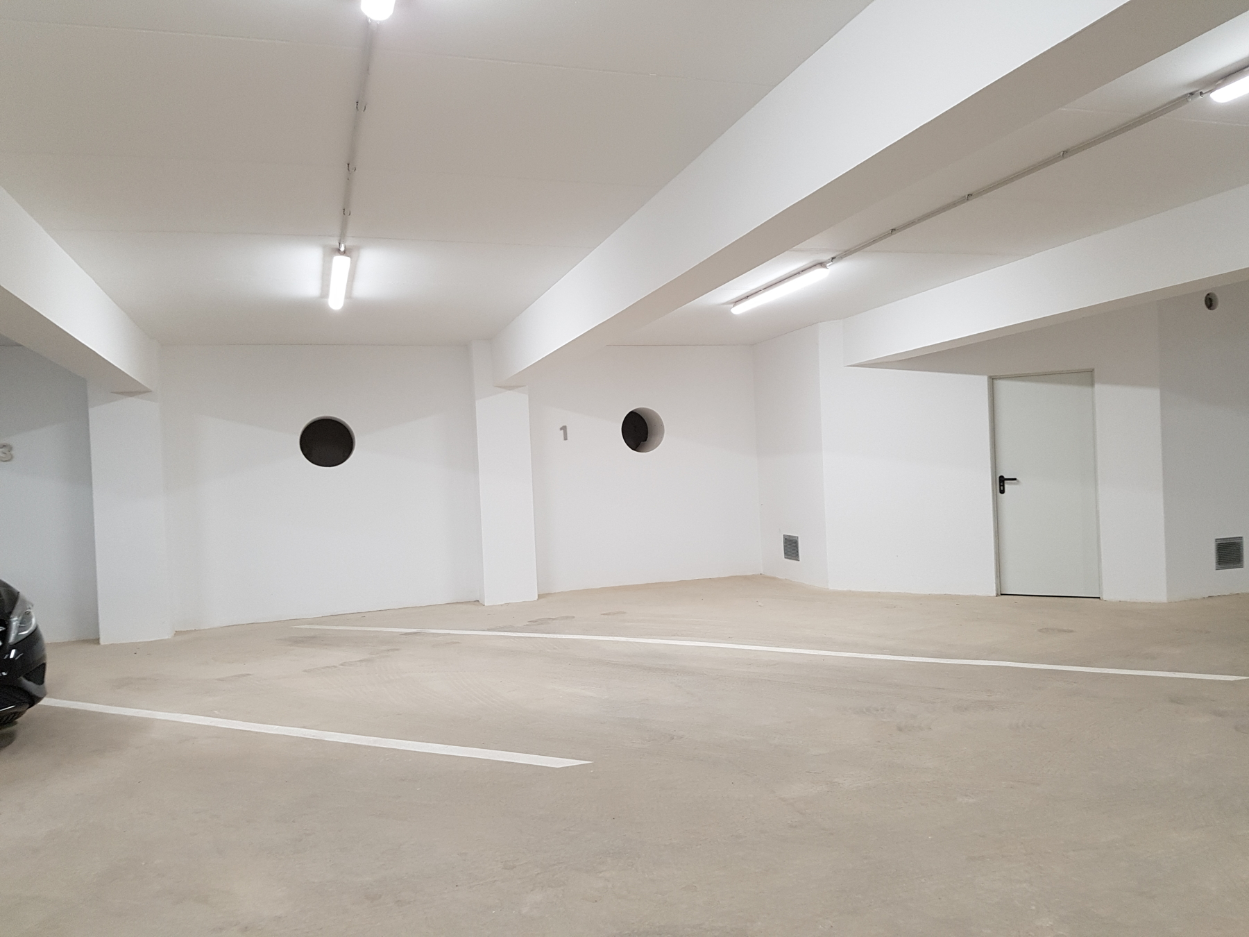 Garagenstellplätze