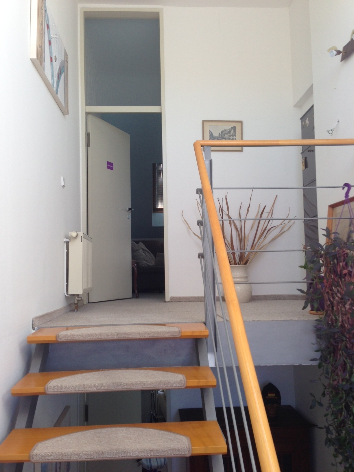 Treppenaufgang 1
