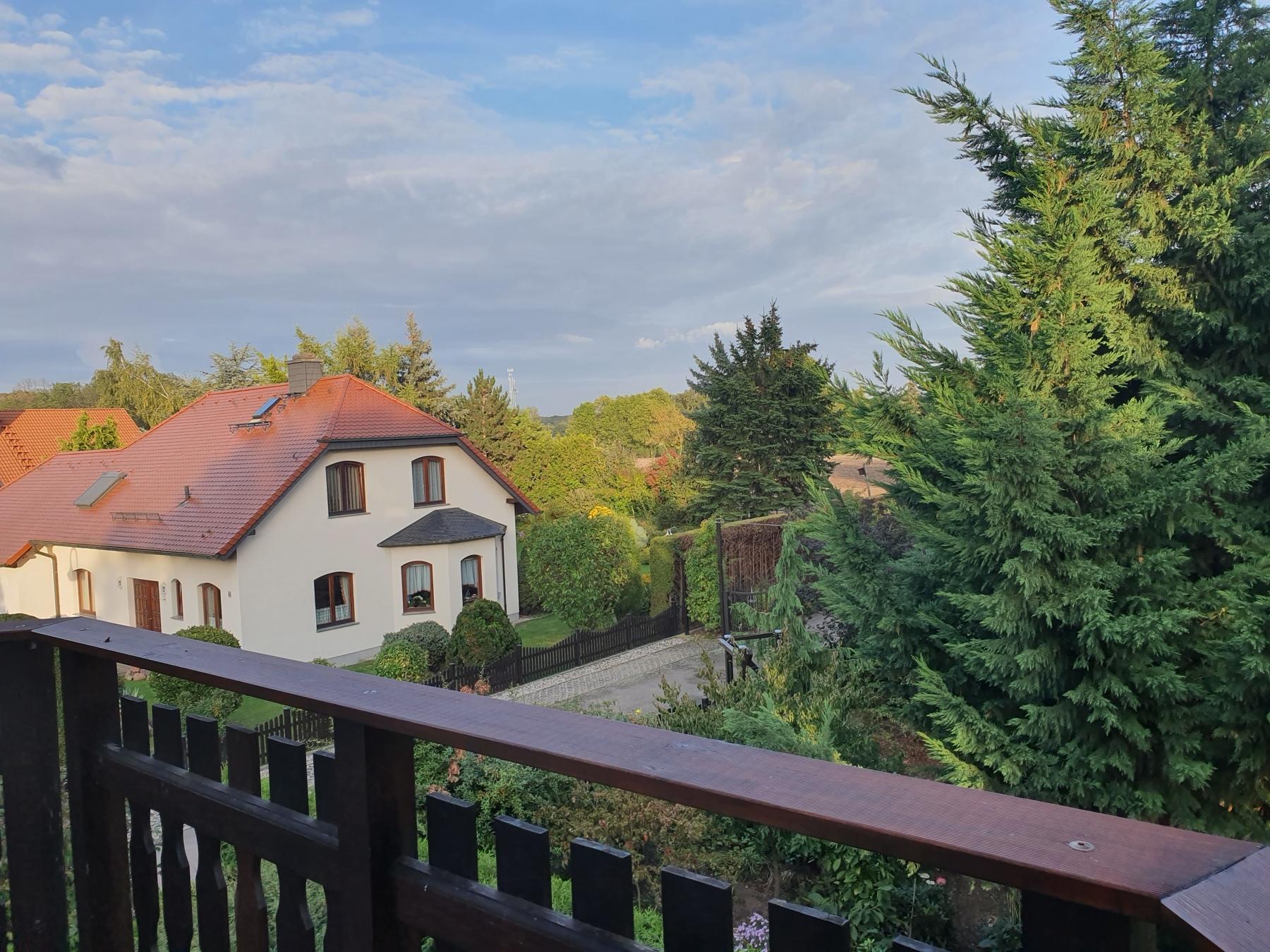 Blick- Balkon