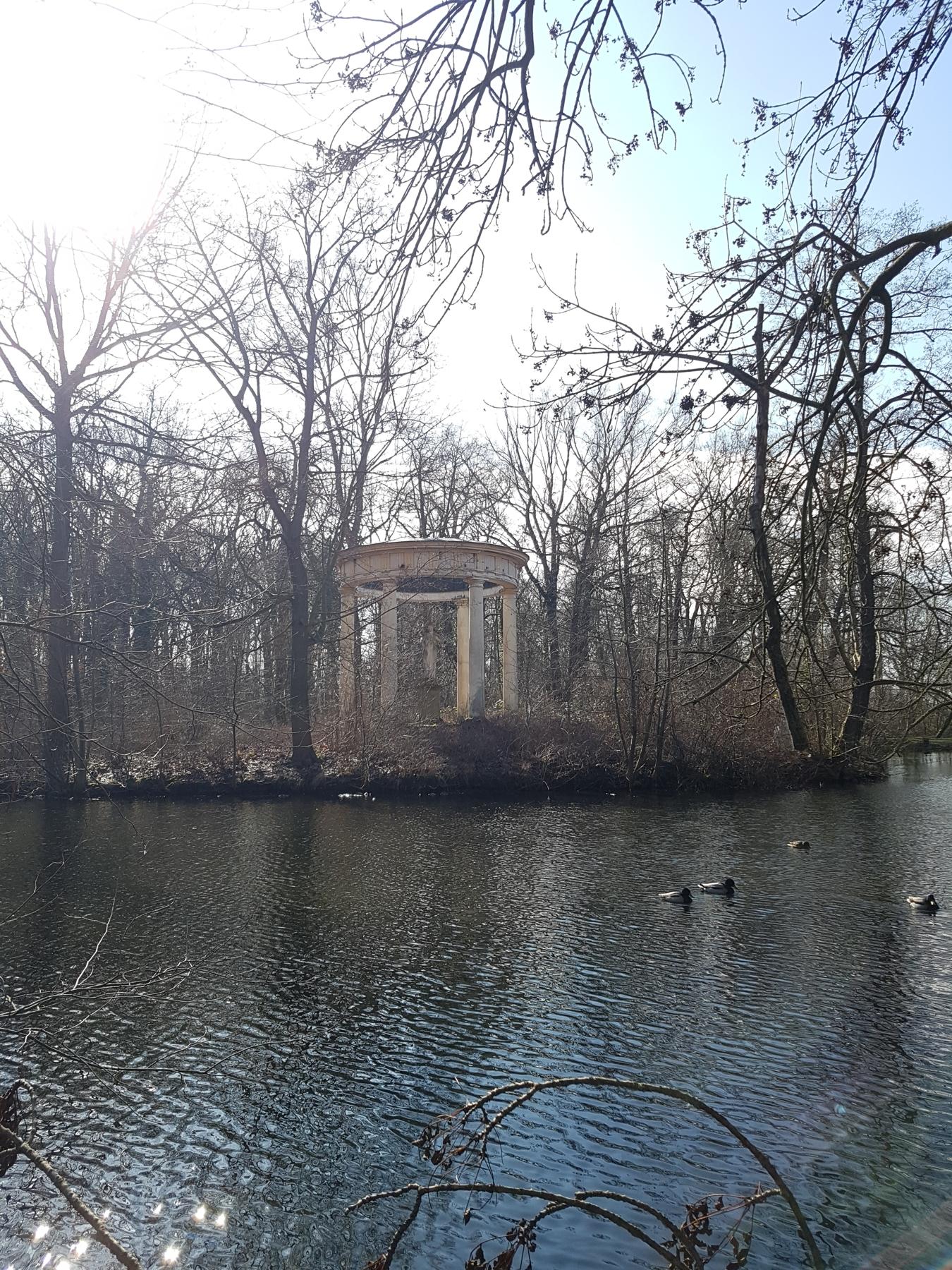 Palais Abtnaundorfer Park