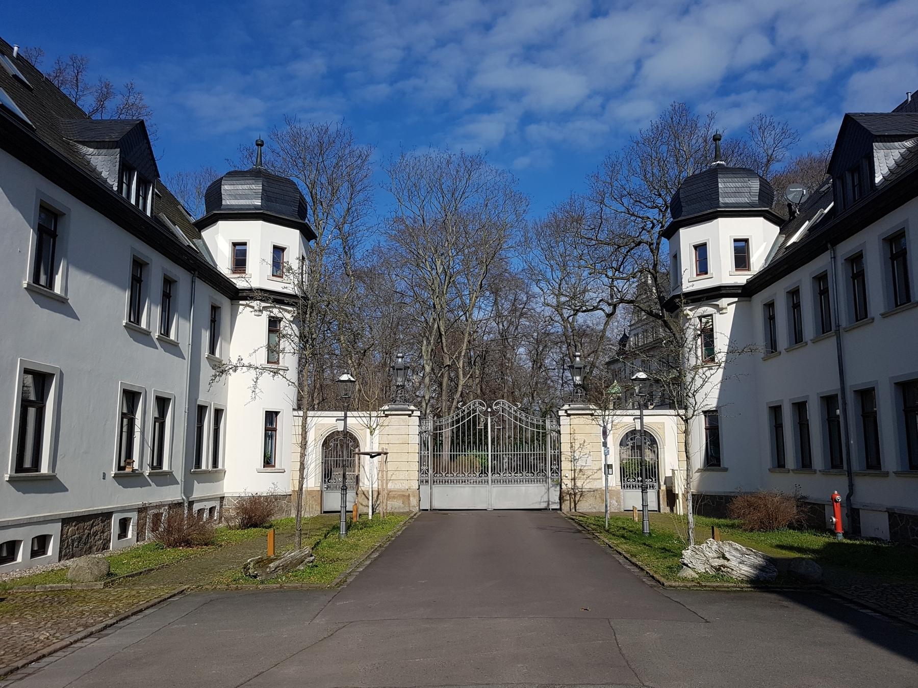 Abtnaundorfer Schloss 2