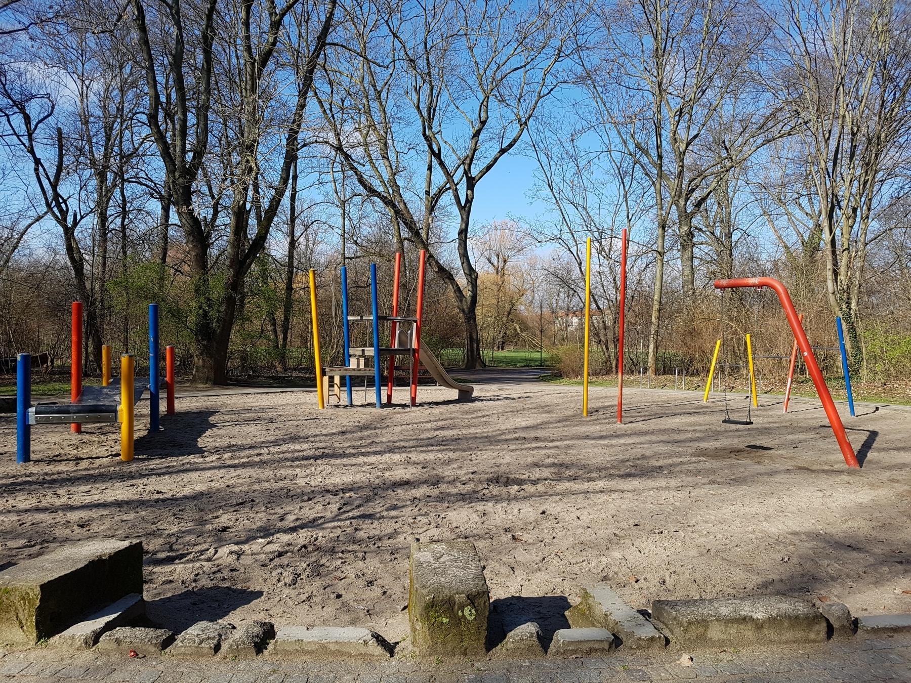 Spielplatz Abtnaundorfer Park
