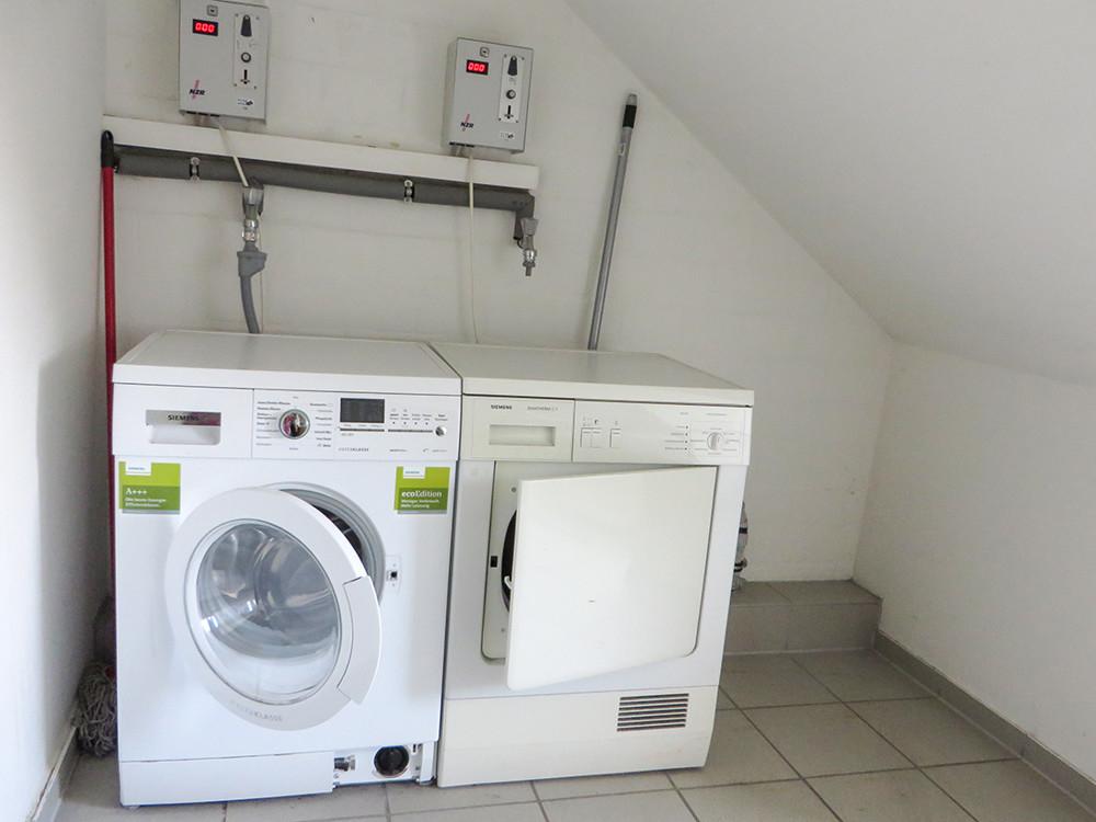 Waschmaschine + Trockner