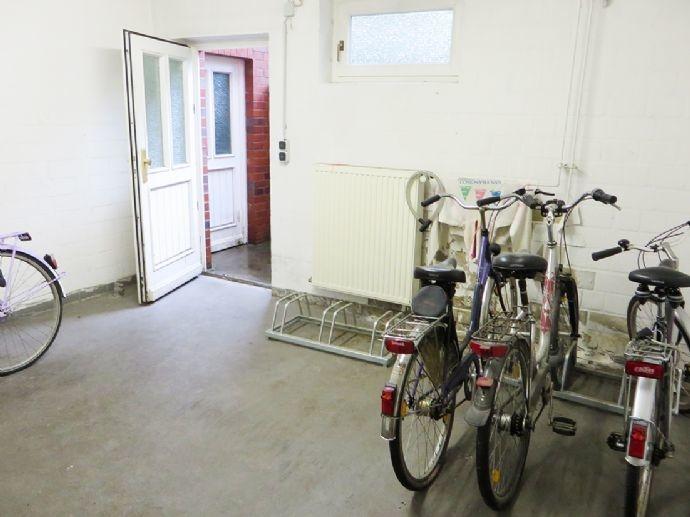 Fahrradkeller mit Aussenzugang