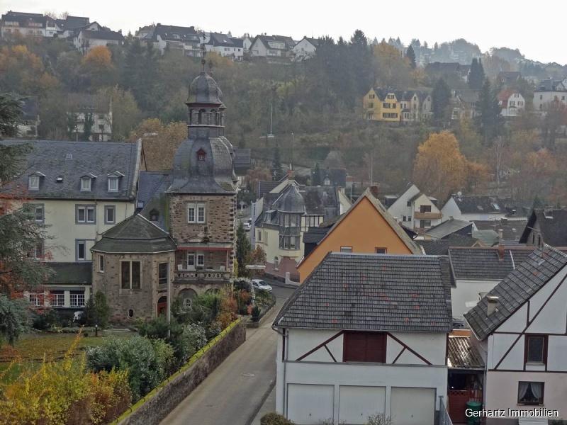 Ausblick-Balkon