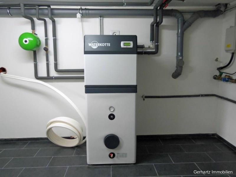 Luft-/Wasser-Wärmepumpe
