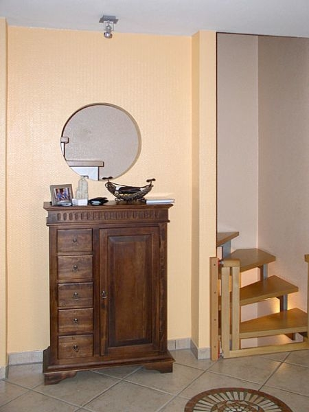 Geschoss-Treppe